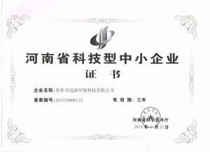 Technology SME Certificate